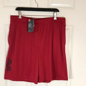 NWT Under Armour Loose Fit Heat Gear Shorts